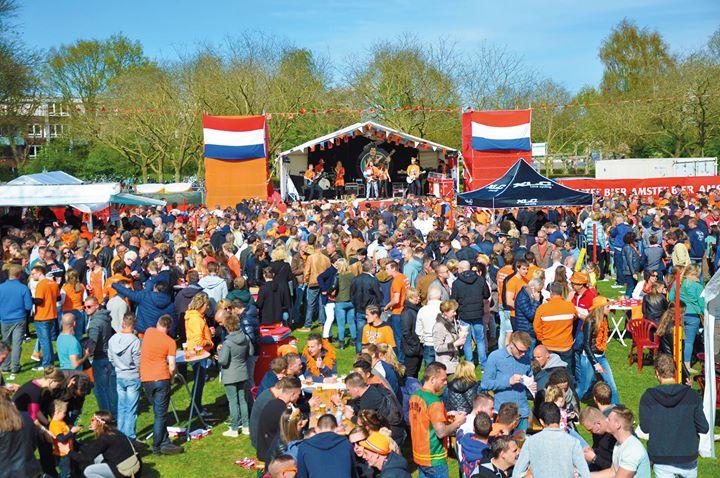 Koningsdag hoogland 2016 ehbo hoogland - Aubade verkoop ...